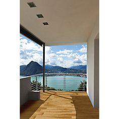 Wickes Timber Oak Wood Effect Porcelain Floor & Wall Tile 150x600mm