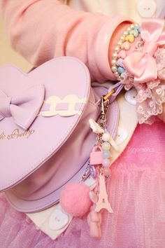 My nieces will love this style! :-) Accessories by Zygomatics, via Flickr