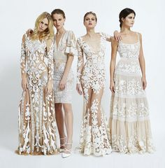 the cinderella project: because every girl deserves a happily ever after: Zuhair Murad Spring 2015 Collection