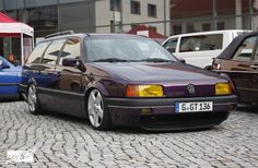 VW Passat Wagon B3