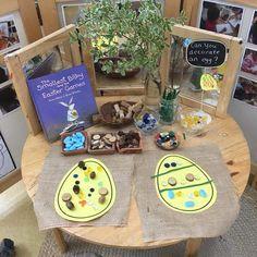 Easter Games, Easter Activities, Spring Activities, Easter Crafts For Kids, Kindergarten Activities, Preschool Activities, Easter Bilby, Reggio Children, Reggio Inspired Classrooms