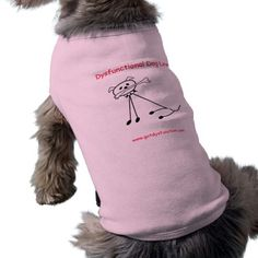 Dysfunctional Dog Lover pet clothing