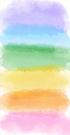 Simplicity of the Rainbow Wallpaper