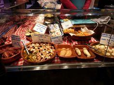 La Boqueria, BCN.Catalan food dishes