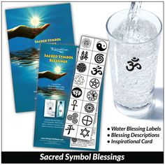 Sacred Symbol Blessing – The Spirit of Water