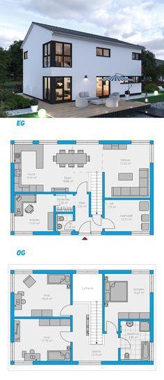 harmonischer raumgewinn hamburg cube magazin hausumbau pinterest modern architecture architecture and house - Wintergartendesigns