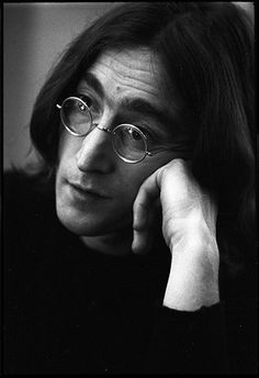 John Lennon | Photography | Etha Russel | black & white | photo | cool | love | amazing | cool | old | vintage | famous
