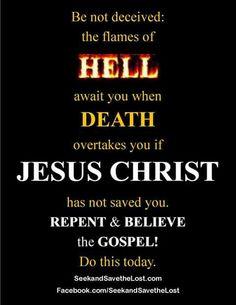 1 Corinthians 15:1-4 ~ THE GOSPEL!