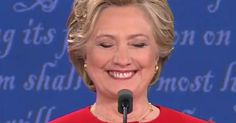 """""""Woo... OKAY!""""  The Hillary shimmy GIF that's perfect for when you're winning at life"""