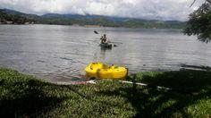 Kayak Laguna Azul - Sauce