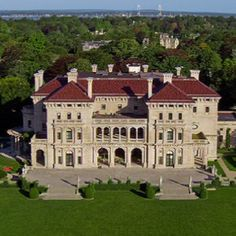 The Breakers ........summer home of Cornelius Vanderbilt II....newport Rhode Island