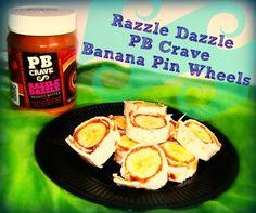 Banana Pin Wheels
