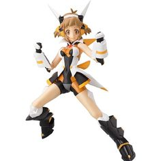 Max Factory Symphogear: Hibiki Tachibana Figma Action Figure >>> Click image for more details. (This is an affiliate link) #ActionToyFigures