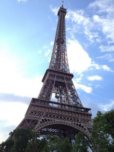#7 One day I want to go see the eiffel tower. I think it is a cool landmark and I want to take pictures of it. Someday I want to take my children to it. Category: Recreation/ Travel