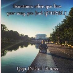 #yoga #yogaeverydamnday #yogagirl #washingtondc