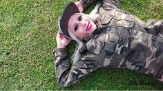 Diário Feminino: Outfit | Look - Estilo Militar