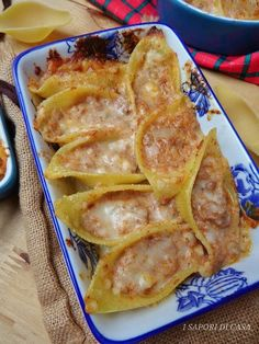 Italian Pasta, Italian Dishes, Italian Recipes, Pasta Recipes, Dinner Recipes, Cannelloni, Love Eat, Polenta, I Foods