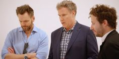 Baffled by Conceptual Art? So Are Will Ferrell and Joel McHale in This Museum's Short Film – Adweek