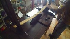 Mesas plegables II. Foldable tables II
