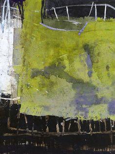 non-color [meets] color und die große Form – ines hildur | malerei painting peinture