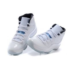 44a1e6eea12f25 2014 New Air Jordan 11 (XI) Retro White Black-Legend Blue shoes cheap sale  here with fast delivery.