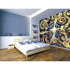 Master Bedroom And Then The Bathroom Will Be Doctor Who Themed As Well Xd Debbie S House Of Dreams Pinterest Bathrooms