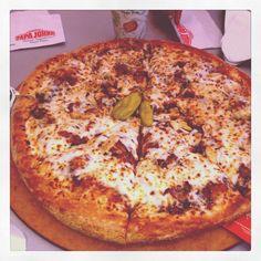 Pizza papa jhon's