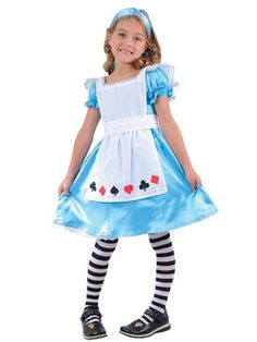 Alice in Wonderland Fancy Dress - Book Week Costumes at partynutters.co.uk -Party Nutters on Twitter: @partynutters