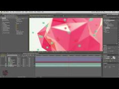 Organic Triangles [Tutorial] - GFX Buddy - YouTube #C4D