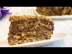 Der leckerste Kuchen OHNE MEHL! Königlicher Kuchen! - YouTube Healthy Cake, Healthy Sweets, Cooking Chef, Cooking Recipes, Royal Cakes, Meringue Cake, Pan Dulce, Cheesecakes, Cookie Desserts