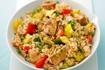 Chicken jambalaya – Recipes – Slimming World Vegetarian Jambalaya, Chicken Jambalaya, Slimming World Dinners, Slimming World Recipes, Slow Cooker Recipes, Cooking Recipes, Healthy Recipes, Rice Recipes, Healthy Dinners