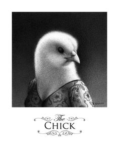 Image of The Chick | Print