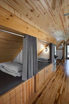 Tiny-attic-studio-apartment-interior-  -  To connect with us, and our community of people from Australia and around the world, learning how to live large in small places, visit us at www.Facebook.com/TinyHousesAustralia or at www.TinyHousesAustralia.com