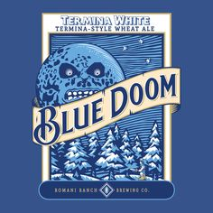 Check out this awesome 'Blue+Doom' design on TeePublic! http://bit.ly/1dDMhbU