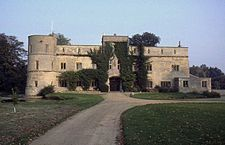 Woodcroft Castle is a converted medieval castle in the parish of Etton, Cambridgeshire, England.