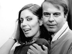 Mila Moreira e Armando Bógus