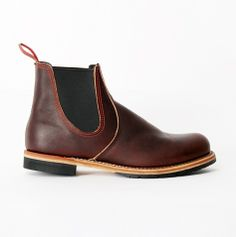 2917D Chelsea brown boots Red Wing Shoes