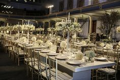 Home - Adriana Satizabal Table Settings, Events, Weddings, Place Settings, Tablescapes