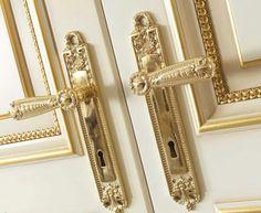 manillas para puertas Reales. Doors, Bracelets, Gold, Jewelry, Door Handles, Hardware Pulls, Jewlery, Jewerly, Schmuck