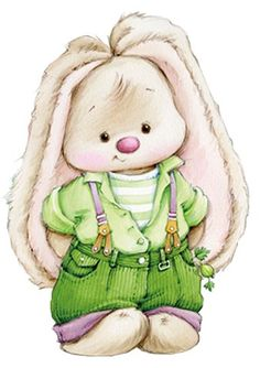 Скрапбукинг, рукоделие | VK Tatty Teddy, Teddy Bear, Bunny Art, Cute Bunny, Cute Drawings, Animal Drawings, Cute Images, Cute Pictures, Applique Quilts