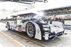 PORSCHE 919 Hybrid Le Mans