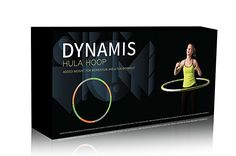 Dynamis Fat Burning Weighted Hula Hoop