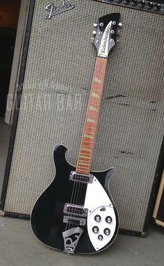rickenbacker 620 guitar room, music guitar, guitar amp, cool guitar,  playing guitar
