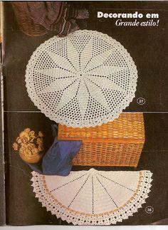 Tapetes Diversos em Crochê - soniartes crochê 2 - Picasa Web Albümleri
