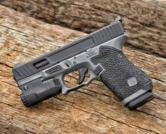 Glock has members. Glock or not. Personal defense and firearms are our passion. Custom Guns, Custom Glock 43, Glock Mods, Revolver, Gun Vault, Fire Powers, Cool Guns, Guns And Ammo, Tactical Gear