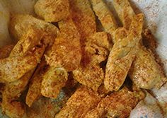 Naked chicken strips Recipe -  Very Tasty Food. Let's make it!