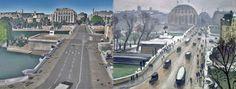 Le Pont Neuf , paris et la Samaritaine ,Albert MARQUET et Google earth | par Poliplane