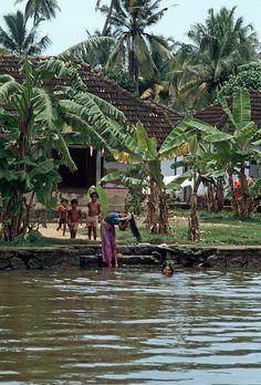 India - Cochin, momenti di vita | Scansione da diapositive; … | Flickr