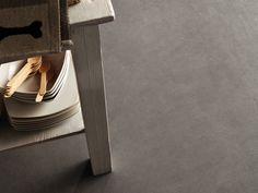 Pavimento in gres porcellanato effetto resina CONCEPT by CERAMICA SANT'AGOSTINO