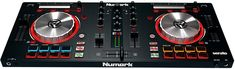 Numark Mixtrack Pro 3 Serato DJ Controller w/ Trigger Pads $149